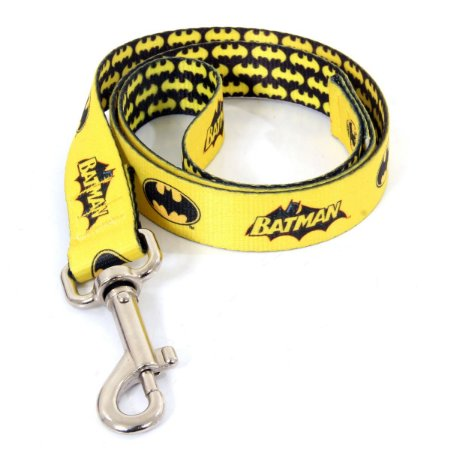 Guia Para Cachorro - Batman - Tamanho P