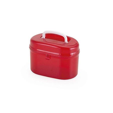 Mini Maleta Baú -  Vermelho