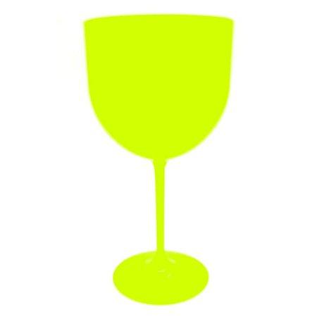 Taça Gin 575ml - Amarelo Neon