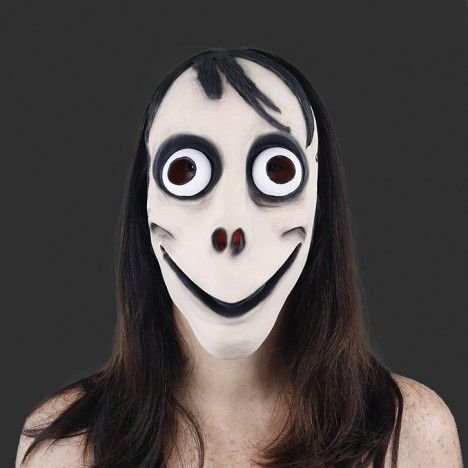 Máscara Latex Halloween - Malvada