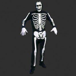 Fantasia Adulto Esqueleto - U