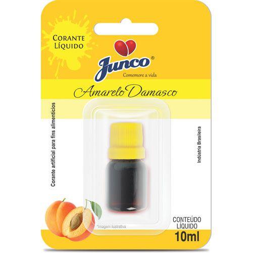 Corante Alimentício Líquido - Amarelo - 10ml