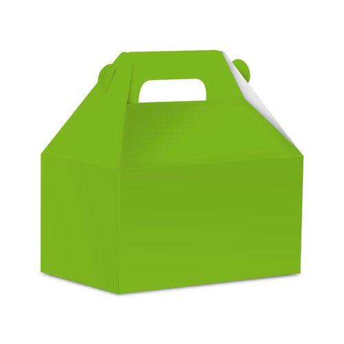 Caixa Surpresa Maleta  - Live Colors - Verde Limão - 16 unid