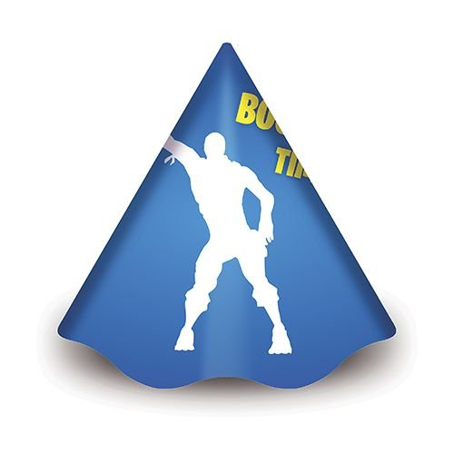 Chapéu de Aniversário -Battle Royale  - 16 Unidades