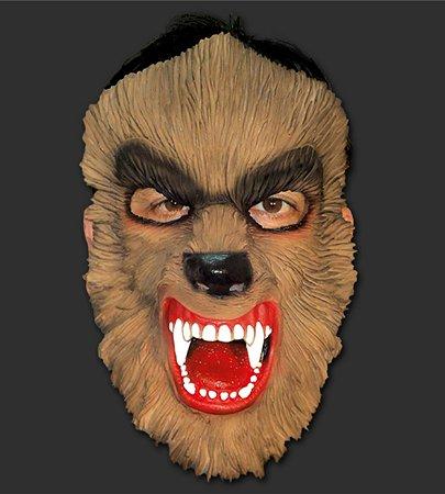 Máscara Carnaval - Lobisomen com Elástico