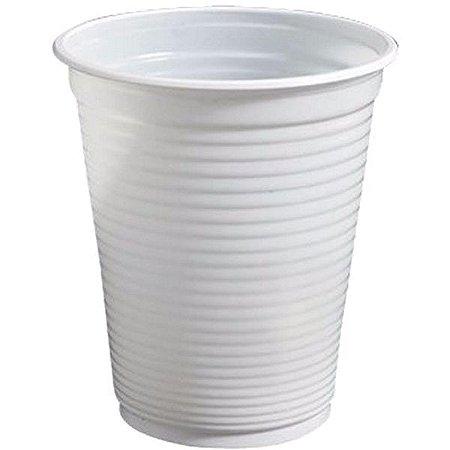 Copo Descartável Branco -  200ml