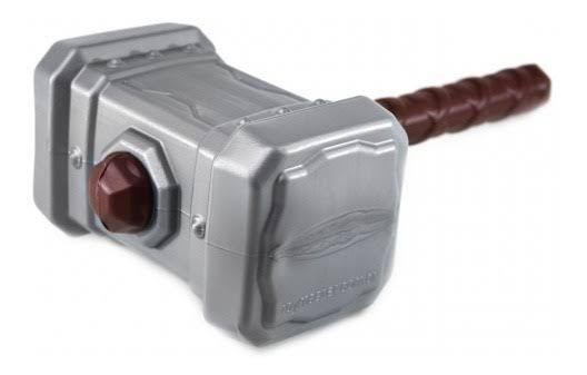 Martelo do Thor - Plástico