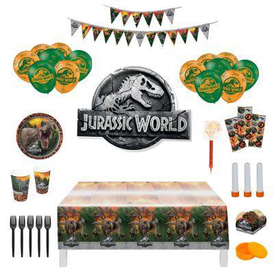 Kit Festa Decoração - Jurassic Park
