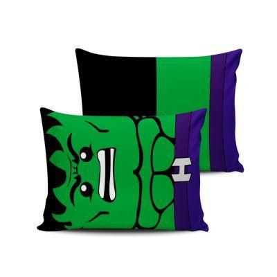 Almofadas para Festa impresso -2 lados - Hulk