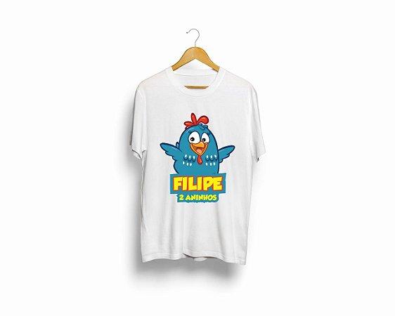 Camisa Personalizada para Festa- Qualquer Tema