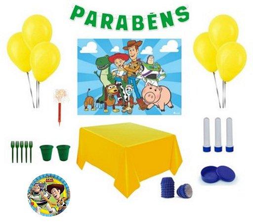 Kit Decoração de Festa Especial - Toy Story
