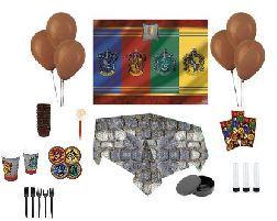 Kit Decoração de Festa Especial - Harry Potter