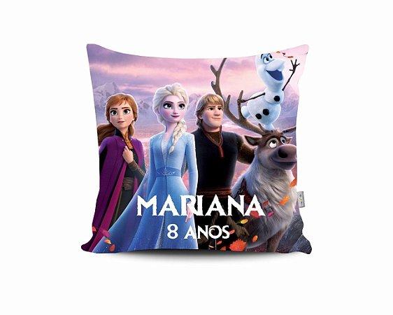 30 Almofadas para Lembrancinha Frozen 2 15 x 20