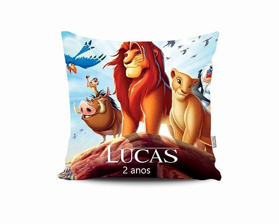 30 Almofadas para Lembrancinha Rei Leão 15 x 20