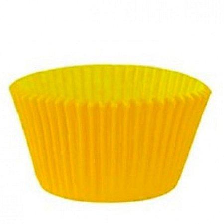 Forminha de Mini Cupcake - Amarela