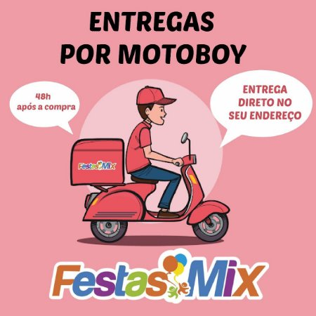 Motoboy Pilares