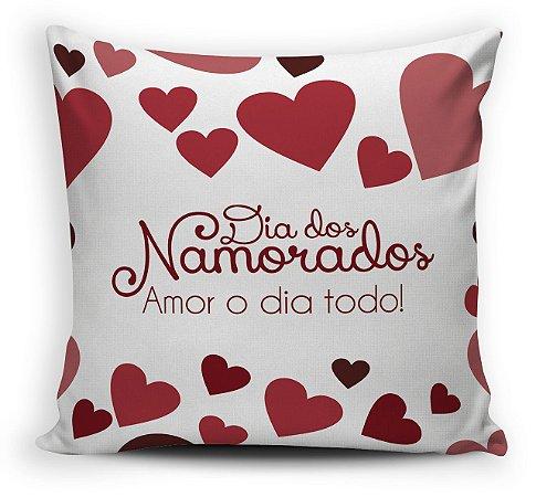 Almofada 30 x 30 - Amor todo Dia