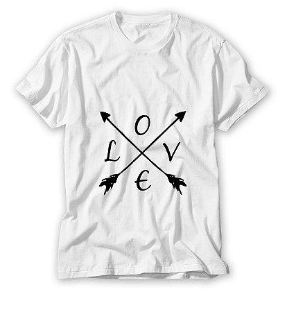 Camisa Personalizada Love