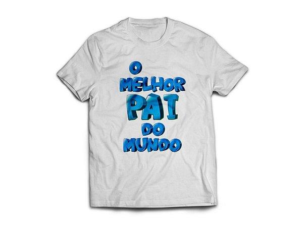 Camisa Para o Melhor Pai do Mundo 2