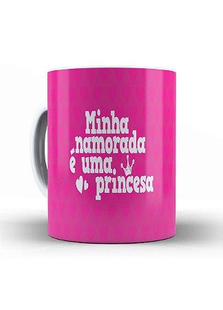 Caneca Cerâmica - Minha Princesa