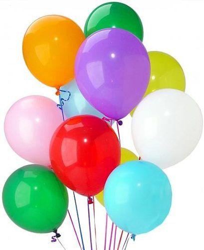 Gás Helio  para balões até 45cm - valor unitário