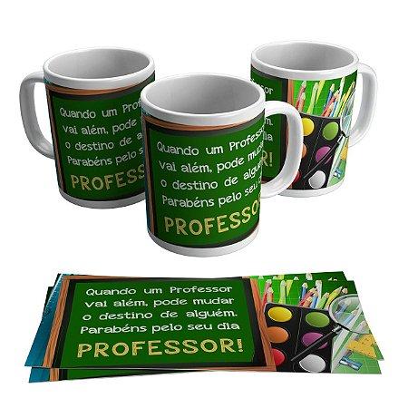 Caneca Cerâmica  Profissão - Dia dos Professores