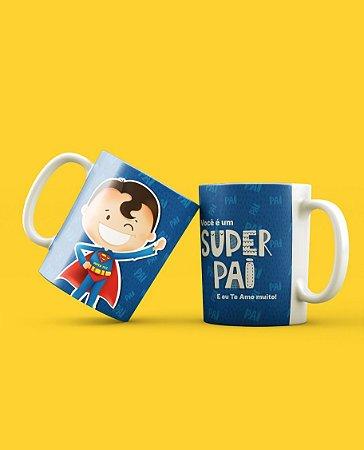 Caneca - Super Pai