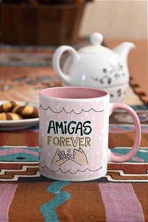 Caneca Cerâmica - Amigas Forever 2
