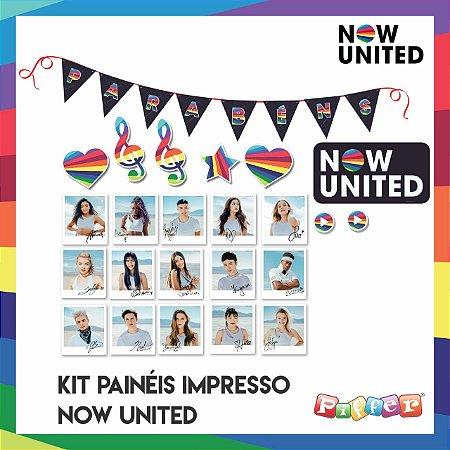 Kit Painés Impresso Now United