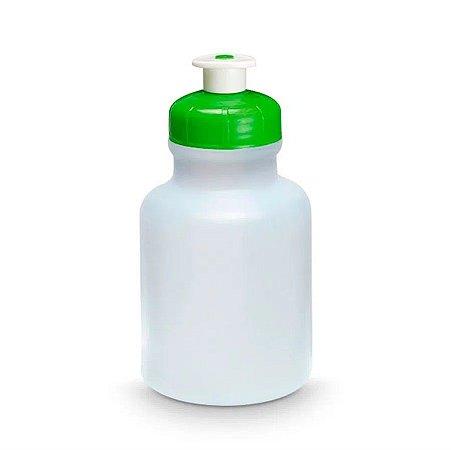 Garrafinha Squeeze tampa Verde - 300 ml