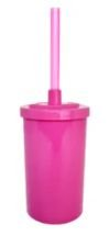 Short Drink Rosa Pink- Tampa com Canudo 200ml