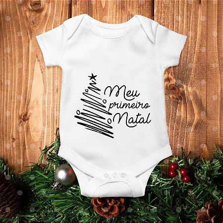 Body Especial - Meu Primeiro Natal