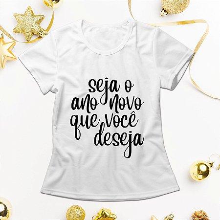 Camisa Personalizada - Ano Novo Desejado