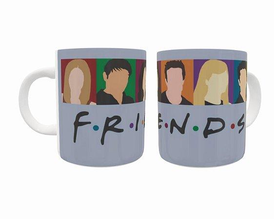 Caneca Cerâmica - Friends - Modelo 1