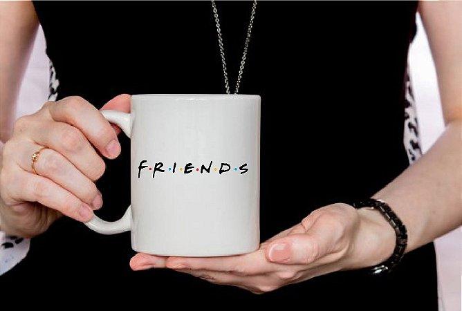 Caneca Cerâmica - Friends - Modelo 2