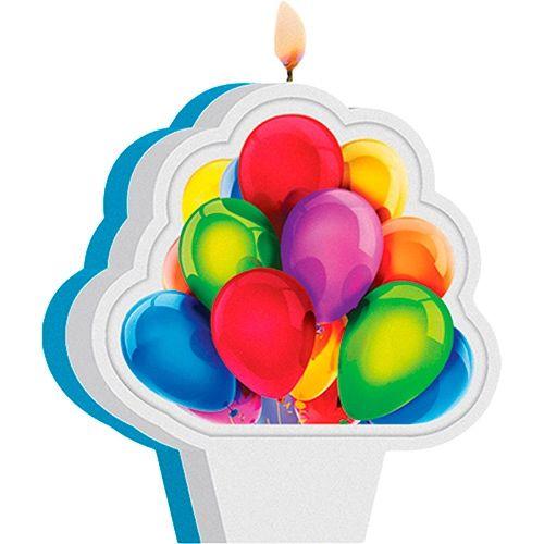 Vela Plana - Festa Balões