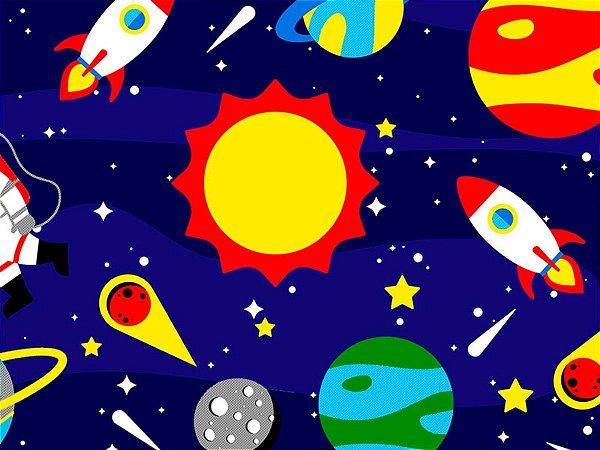 Tnt Estampado - Astronauta -1 metro