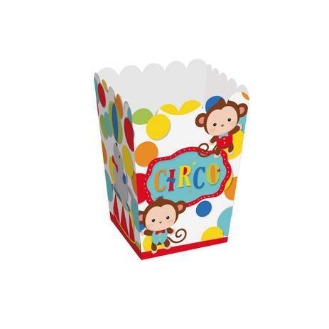 Caixa pioca - Circo