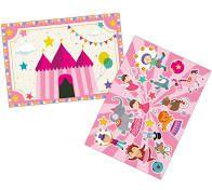 Kit Decoração de Festa - Circo Rosa