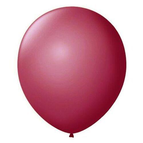 Balão Látex - 9 Polegadas - Fucsia - 50 unidades