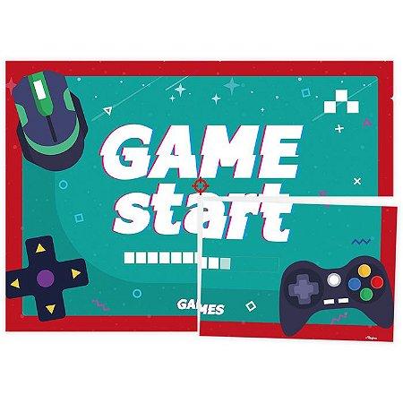 Painel de Montar - Games