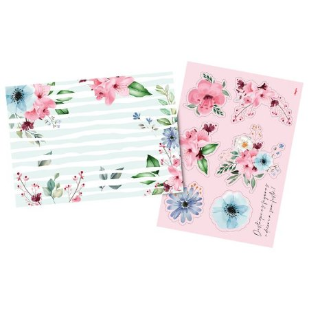 Kit Decorativo - Floral