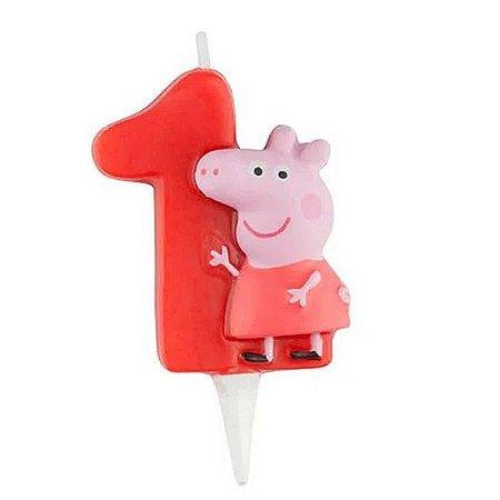 Vela Numérica - Peppa Pig