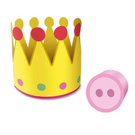 Coroa e Nariz - Peppa Pig