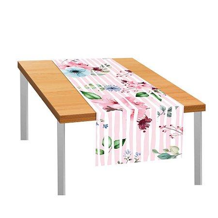 Trilho de Mesa - Floral