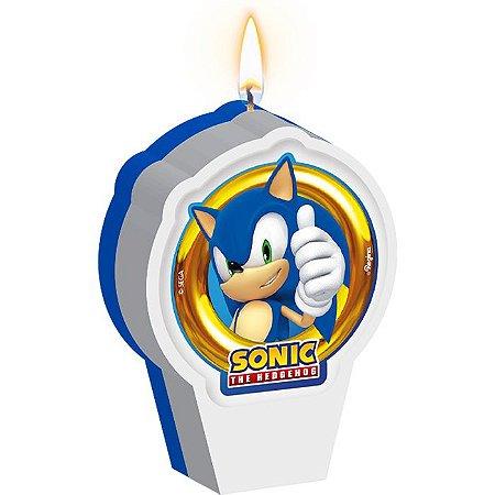 Vela plana - Sonic