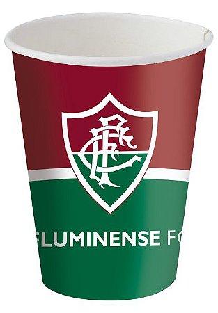 copo de papel 200 ml - Fluminense