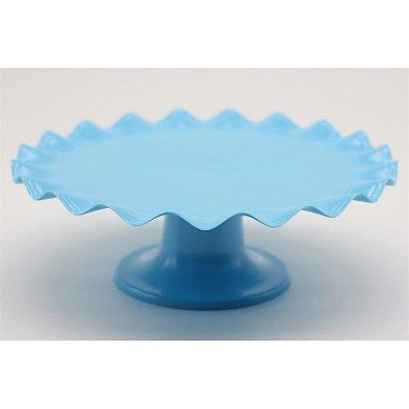 Boleira Ondulada - azul claro - 26cm