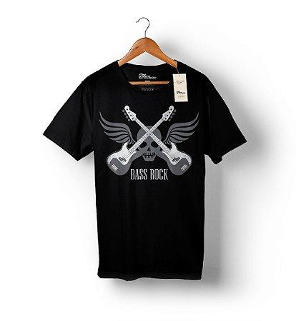 Camiseta – Caveira – Preta