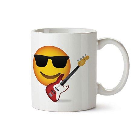 Caneca - Emoji Bass